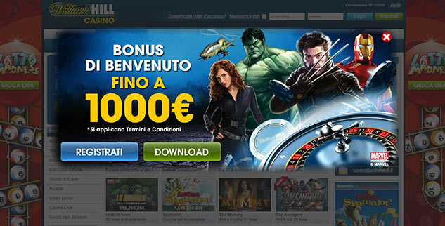 online william hill casino casino deluxe