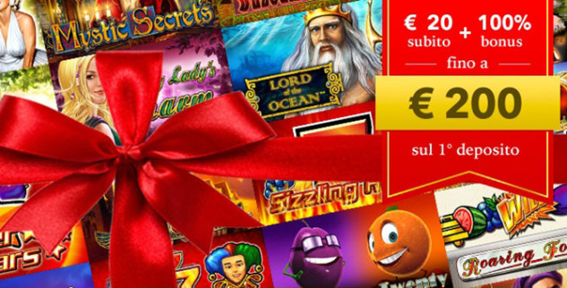 Analisi dei bonus di Starvegas: 20€ gratis e 200€ sul deposito
