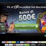 Betway, un benvenuto da 5€ gratis + 1000€ in bonus per il casino