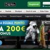 Il benvenuto del casino PaddyPower: bonus da 500€