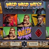 Slot Machine Wild Wild West