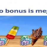 Un doppio bonus a settimana con maxibonus di Voglia di vincere casinò