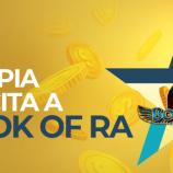 Doppia vincita alla slot Book of Ra: circa 38.000 €