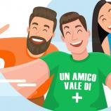 888 casinò, un amico vale di più: 20 € bonus per ognuno